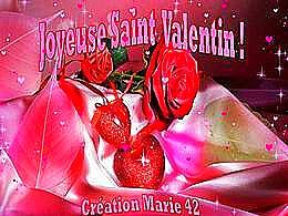 diaporama pps Joyeuse Saint Valentin