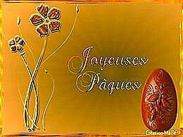 diaporama pps Joyeuses Pâques à toutes et à tous