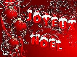 diaporama pps Joyeux Noël 2017