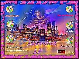 diaporama pps Jukebox LP 02