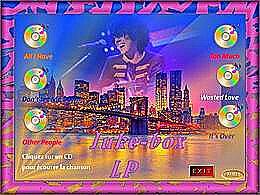 diaporama pps Jukebox LP