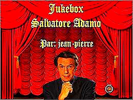 diaporama pps Jukebox Salvatore Adamo