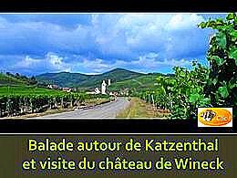 diaporama pps Katzenthal et le Wineck