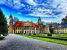 diaporama pps Kozłówka Palace Poland