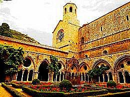 diaporama pps L'Abbaye de Fonfroide – Aude