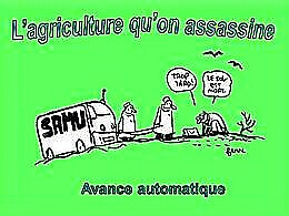 diaporama pps L'agriculture qu'on assassine