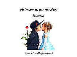 diaporama pps L'amour vu par nos bambins