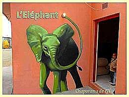 diaporama pps L'éléphant