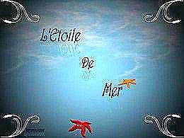diaporama pps L'étoile de mer