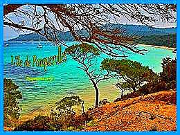 diaporama pps L'île de Porquerolles