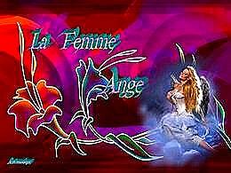 diaporama pps La femme ange