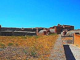 diaporama pps La forteresse de Salses – Pyrénées Orientales