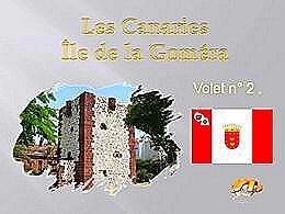 diaporama pps La Gomera