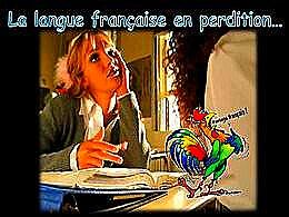 diaporama pps La langue française patrimoine en perdition