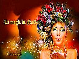 diaporama pps La magie de Noël 2017