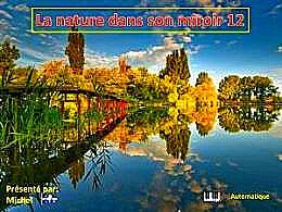 diaporama pps La nature dans son miroir 12