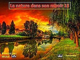 diaporama pps La nature dans son miroir 15