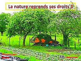diaporama pps La nature reprend ses droits 3