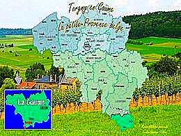 diaporama pps La petite Provence Belge