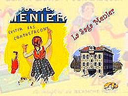 diaporama pps La saga Menier