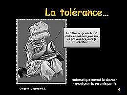 diaporama pps La Tolérance