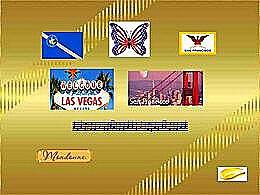 diaporama pps Las Vegas et San Francisco