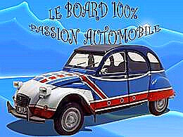 diaporama pps Le board 100% automobile