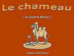 diaporama pps Le chameau