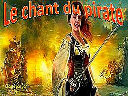 diaporama pps Le chant du pirate