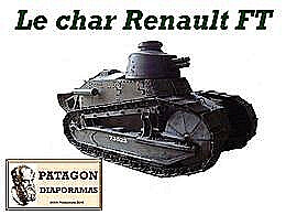 diaporama pps Le Char Renault FT