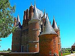diaporama pps Le château de Martainville en Normandie