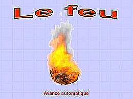 diaporama pps Le feu