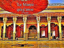 diaporama pps Le Maroc que j'aime