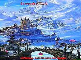 diaporama pps Le monde d'Illusia