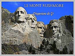 diaporama pps Le mont Rushmore