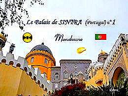 diaporama pps Le palais de Sintra