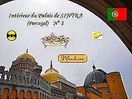 diaporama pps Le palais de Sintra N°2