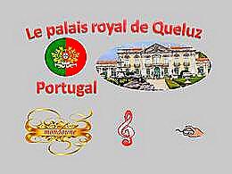 diaporama pps Le palais royal de Queluz