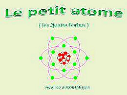 diaporama pps Le petit atome