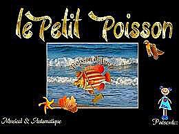 diaporama pps Le petit poisson Juliette Greco