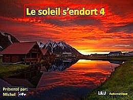 diaporama pps Le soleil s'endort 4