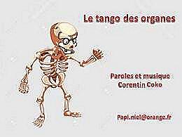 diaporama pps Le tango des organes