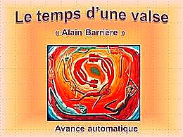 diaporama pps Le temps d'une valse