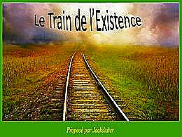 diaporama pps Le train de l'existence