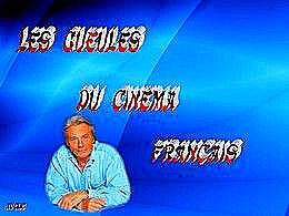 diaporama pps Les gueules du cinéma français