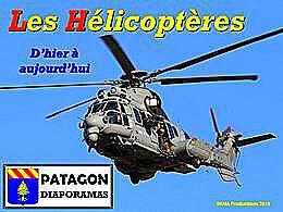 diaporama pps Les hélicoptères