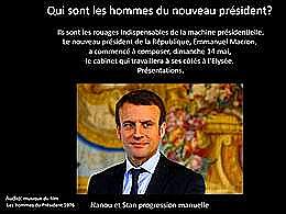 diaporama pps Les hommes du président