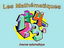 diaporama pps Les Mathématiques