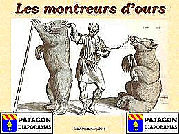 diaporama pps Les montreurs d'ours