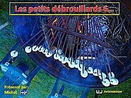 diaporama pps Les petits débrouillards 6